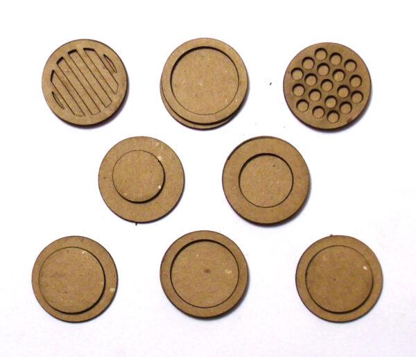 Layered Circles-11