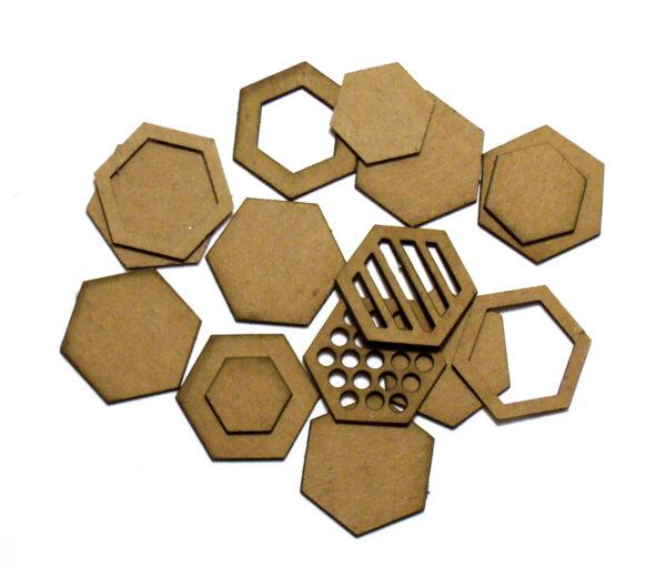 Layered Hexagons-0