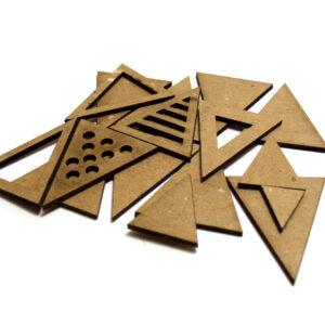 Layered Triangles-0