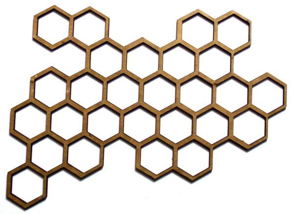 Hexagon Background-0
