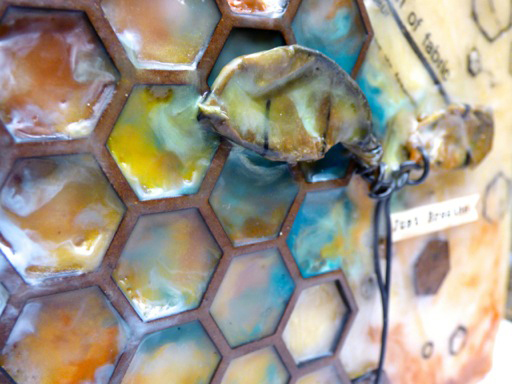 Hexagon Background-696