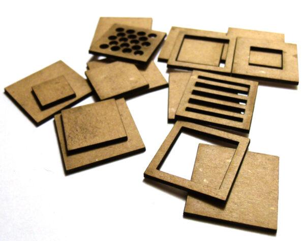 Layered Squares-0
