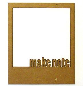 Large Make Note Polaroid-0