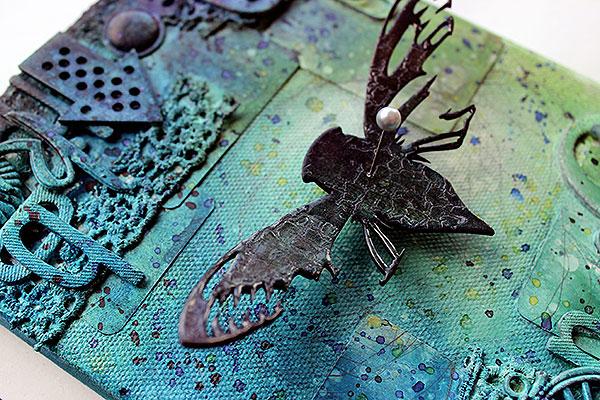 Cicada Bug-545