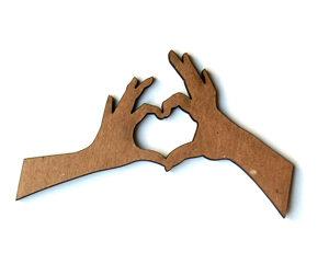 Heart Hands-0
