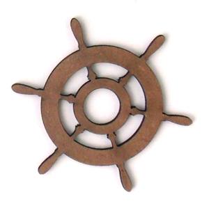 Ship Wheel - Small-0