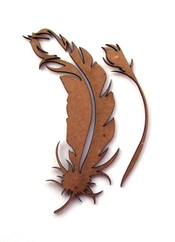 Contoured Feather-0