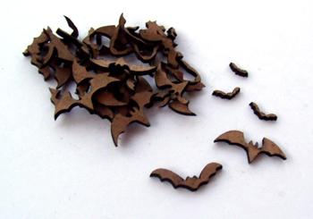 Bat Confetti-214