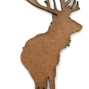 Elk Silhouette-0