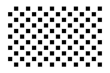 Checker Board Stencil-0