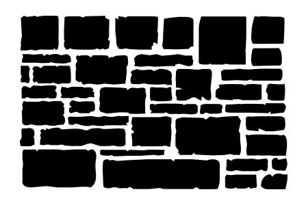 Brick Stencil-0