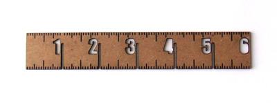 Six Inch Ruler-0