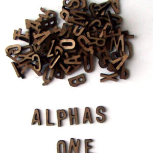Alpha ONE-0