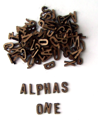 Alpha ONE-0