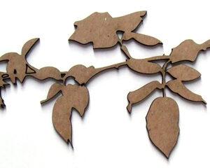 Leafy Branch-0