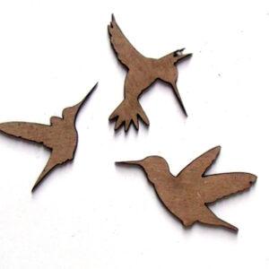 Hummingbirds -0