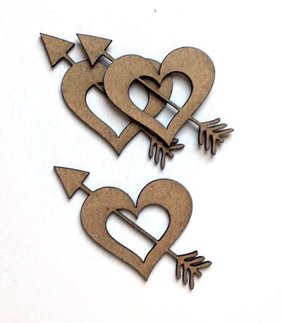 Hearts Arrow Trio-0