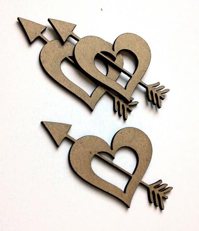 Hearts Arrow Trio-1165