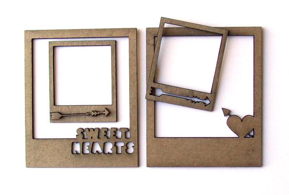 LOVE Polaroid Frames-0