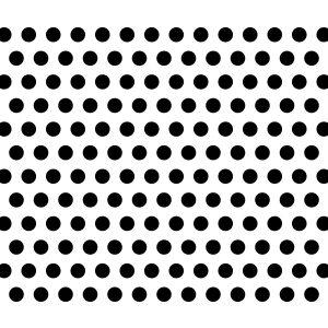 Swiss Dot Stencil-0