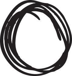 Sketchy Circle Mask-0