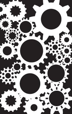 Gear Stencil-0