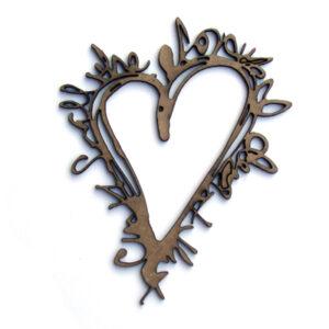 Scribble Heart-0