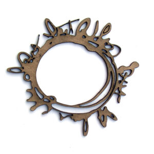 Scribble Circle-0