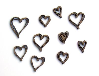 Sketchy Hearts MASH-0