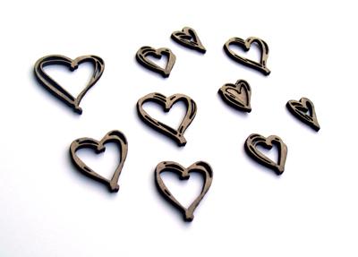 Sketchy Hearts MASH-1407