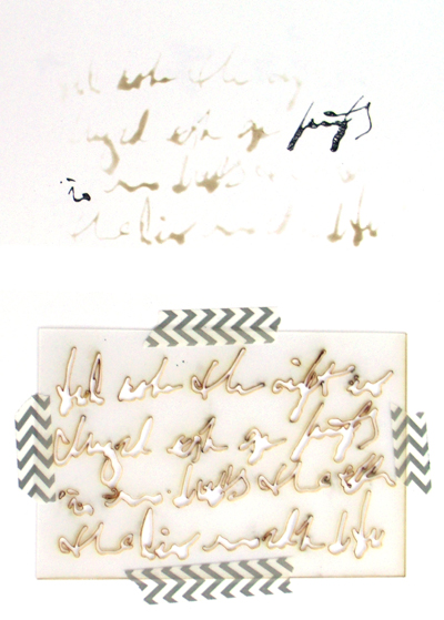 Handwriting Stencil-1271