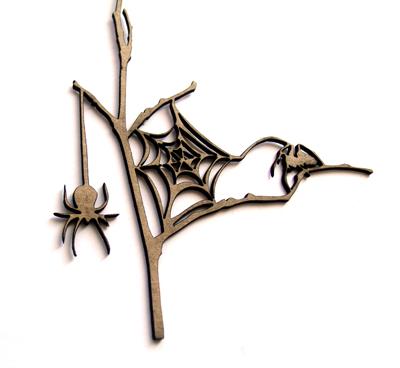 Creepy Crawly Branch-1828