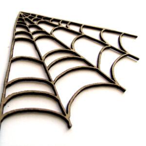 Corner Spider Web-0