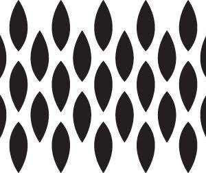Petals Stencil-0