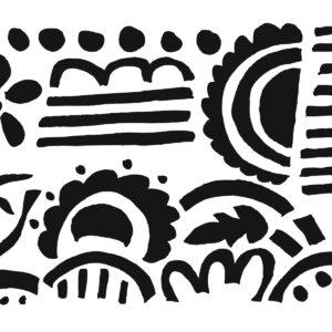 Doodles Stencil-0