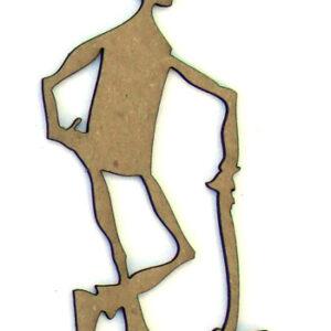 Tin Man {Wizard of Oz}-0
