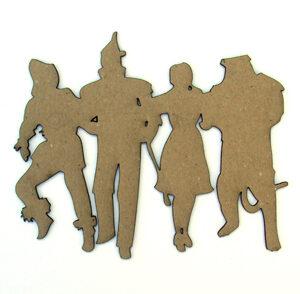 Fantastic Four {Wizard of Oz}-0