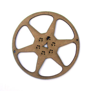 Empty Film Reel-0