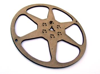 Empty Film Reel-2658