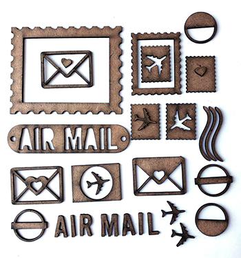 Air Mail MASH-0