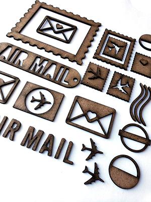 Air Mail MASH-3001