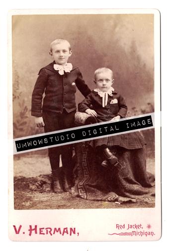 Victorian Children-0