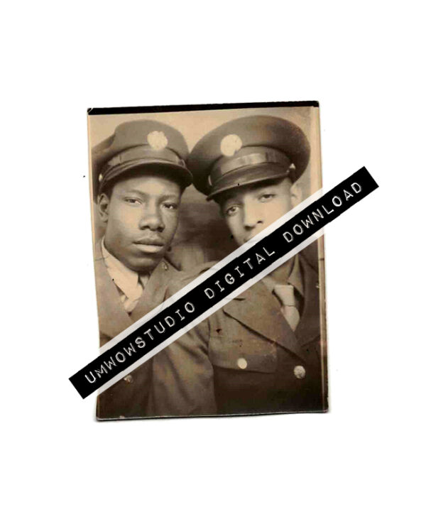 African American Servicemen-0