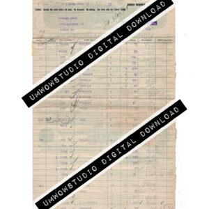 American Wholesale Corporation Invoice-0