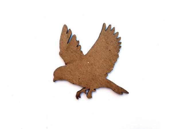 Bird in Flight Chip n Stamp-10852