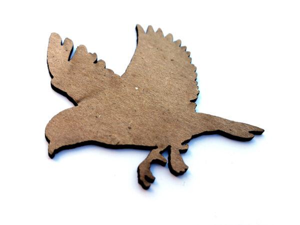 Bird in Flight Chip n Stamp-10853
