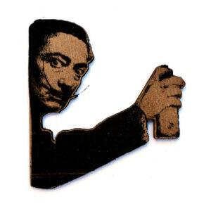 Salvador Dali Chip n Stamp-0