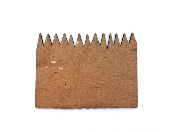 Row of Pencils Chip n Stamp-10927