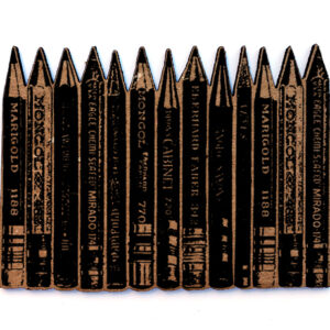 Row of Pencils Chip Refill-0