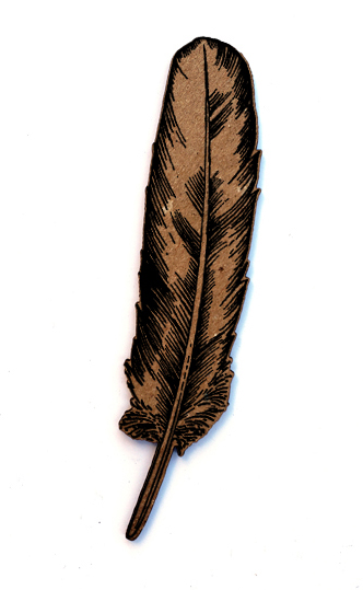 Feather Chip n Stamp-0